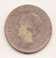 @Y@  NEDERLAND   1/2  Gulden  1921      (2931) - [ 3] 1815-… : Koninkrijk Der Nederlanden