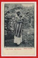 AFRIQUE - CAP VERT --  Cabo Verde Säo Vicente - Cap Vert