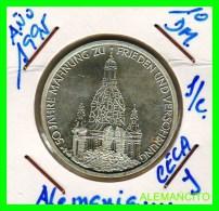 ALEMANIA  - BRD  - MONEDA DE 10 DM  PLATA  S/C  AÑO 1995-J - [10] Conmemorativas