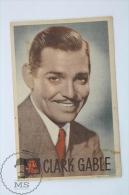 Cinema/ Movie Advertising Image Programme - Clark Gable, Metro Goldwyn Mayer Actor - Bioscoopreclame