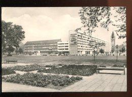 CPM Allemagne DESSAU Blick Zur Wilhelm Pieck Strasse Scheibe Nord - Dessau
