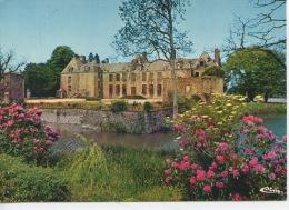 Saint Denis De Gastines : Le Château De Montflaux N°0019 Combier) - Laval
