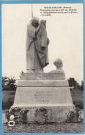 80 Somme Sailly Saillisel Par Combles Monument Commemoratif Sculpteur Moncassin - France