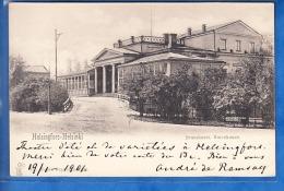 HELSINGFORS BRUNSHUET KAIVOHUONE - Finlande
