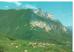 Spera (Trento, Trentino) Valsugana, Panorama Col Monte Léfre, General View, Vue Generale - Trento
