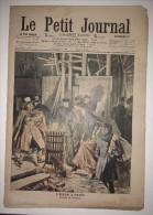 Le Petit Journal 17/02/1907 - L'hiver à Paris - Chasse En Indo-Chine : Le Marquis De Barthélémy Blessé Par Un Tigre - Journaux - Quotidiens