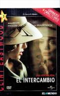 CINEMA DVD - USA 2008 -CHANGELING - EL INTERCAMBIO - ANGELINA JOLIE - JOHN MALKOVICH   DIR  CLINT EASTWOOD -- UNIVERSAL - Kinder & Familie