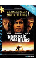 CINEMA DVD - USA 2007 - NO OLD MEN COUNTRY - NO ES PAIS PARA VIEJOS - JAVIER BARDEM-TOMMY LEE JONES-JOSH BROLIN  DIR  HE - Kinder & Familie