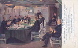 GERMANY, 1900-910's; The Surrender Of The Geman Navy - Germany