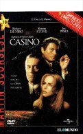 CINEMA DVD - USA-FRANCE 1995 - CASINO - ROBERT DE NIRO - SHARON STONE - JOE PESCI  DIR MASRTIN SCORSESE - UNIVERSAL  LAN - Kinder & Familie