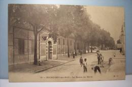 ROCHEFORT-SUR-MER   --- La  Maison Du Marin - Rochefort