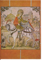 ST. MARTINUS ST MARTIN  KIRCHE OBERWESEL DLD  R6-002  Modern Grootformaat - Saints