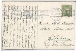 SUECIA 1912 CC CON RODILLO JUEGOS OLIMPICOS DE ESTOCOLMO 1912 OLYMPIC GAMES