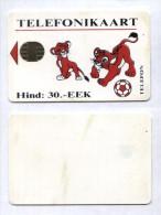 Estonia - 1995 - SR10b - Lion King (long Text) - Estonie