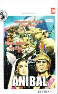CINEMA DVD - ITALY 1959 - ANIBAL - ANNIBALE -VICTOR MATURE - RITA GAM -DIR CARLO BRAGAGLIA - EDGAR G. ULMER - CINECOM - History