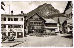 I3856 Hindelang - Bad Oberdorf - Dorfstrasse / Viaggiata - Hindelang