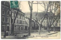 Meyrueis ( Lozère ) - Centre D'Excursions ... Place D'Orléans - Meyrueis