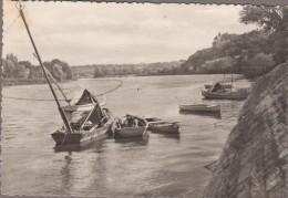 33-CABARA-Vue Sur La Dordogne 1960 - France