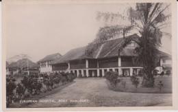 Afrique ?  European  Hospîtal  Port   Harcourt - Ohne Zuordnung
