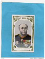 "CHROMO-Chocolat ""GUERIN BOUTRON"" Amiral DUPERRE--N° 560 -années 1900 - Guerin Boutron"