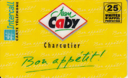 FRANCE - Jean Caby, Intercall Promotion Prepaid Card, Tirage 5000, Exp.date 30/09/99, Mint - Prepaid-Telefonkarten: Andere