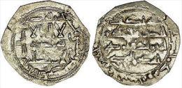 1 SILVER DIRHAM/PLATA. AL-ANDALUS. MUHAMMAD I. 239 H. VF+/MBC+. OPORTUNIDAD. - Espagne