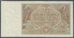 #07. POLAND.  10 ZLOTYCH. 1929. Pick 69. UNC / NEUF - Pologne