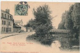 TROYES - Les Bords De La Seine - Les Bains - Le Mail Des Charmilles - Troyes