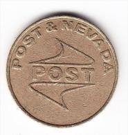 Post & Nevada Token - Noodgeld