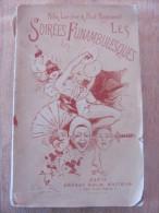 Les Soirees Funambulesques Felix Larcher Paul Hugounet - Deburau Mime Pierrot Pantomime - Livres, BD, Revues