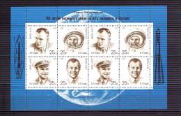 1991 - N. 5864/67** IN MINIFOGLIO DI DUE SERIE (CATALOGO UNIFICATO) - 1923-1991 URSS