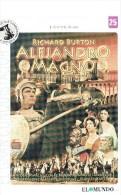 CINEMA DVD - USA 1956 - ALEXANDRO MAGNO - RICHARD BURTON - FREDERIC MARCH - CLAIRE BLOOM ETC DIR ROBERT ROSSEN   - REGI - History