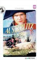CINEMA DVD - FR-IT-YU-LIE 1960 - AUSTERLITZ - PIERRE MONDY-ORSON WELLES-MARTINE CAROL-CLAUDIA CARDINALE ETC DIR ABEL GAN - History