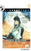 CINEMA DVD - USA 1948 - JOAN OF ARC - JUANA DE ARCO - INGRID BERGMAN - FRANCIS SULLIVAN - JOSE FERRER CARROL NAISH DIR V - History