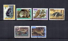 Venezuela   1963.-   Y&T Nº  778/783    Aéreos - Venezuela