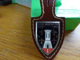 Insigne 1° Cuirassier St Wendel - Armée De Terre