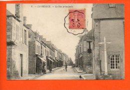 14 La BESACE : La Rue Principale - Autres Communes