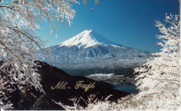 JAPAN - Mount Fuji, Volcano(110-011), Used - Mountains