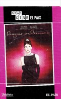 CINEMA DVD - USA 1961 - BREAKFAST AT TIFFANY'S - DESAYUNO A TIFFANY - AUDREY HEPBURN - GEORGE PEPPARD DIR BLAKE EDWARDS - History