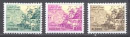 Algérie YT N°657/659 Gorges D'El Kantara Neuf ** - Algeria (1962-...)