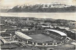 LAUSANNE LE STADE OLYMPIQUE 1955 - VD Vaud