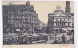 Germany - Berlin - Alexanderplatz - Tram - Germany