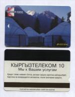 Kyrgyzstan - Alcatel 10u. - Kirgisistan
