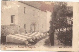 TERVUREN: Tombes Des Congolais - Tervuren