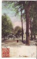 Cpa Genève   Promenade Des Bastions - GE Genf