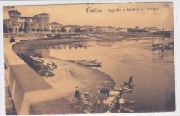 CARD MANTOVA   LAGHETTO LAVANDAIE CARRETTE  -FP-N-2-0882-25007 - Cinisello Balsamo