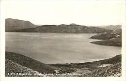 A16-2780 :   BOLIVIE   A BORAX LAKE - Bolivia