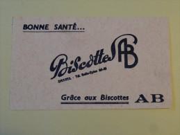 Biscotte AB - Biscottes