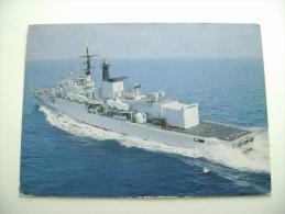 NAVE SHIP GUERRA FREGATA LUPO    NAVE    BATTLE SHIP  MARINA  MILITARE  WARSHIP  NON  VIAGGIATA COME DA FOTO - Guerra