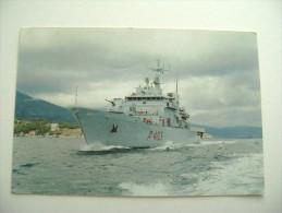 MARINA MILITARE,  PATTUGLIATORE D'ALTURA SPICA     BATTLE SHIP   WARSHIP  NON  VIAGGIATA COME DA FOTO - Guerra